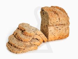 Pão 3 cereais